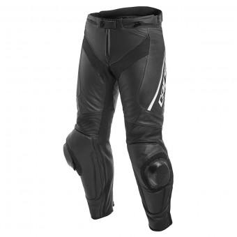 Pantalones moto Dainese Delta 3 Black White