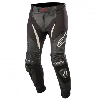 Pantalones moto Alpinestars SP X Pants Black White