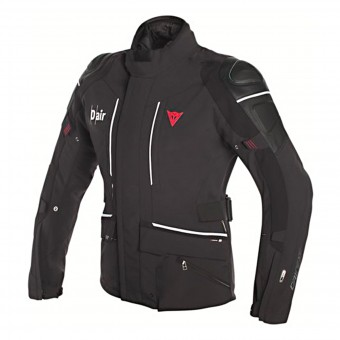 Chaquetas moto Dainese Cyclone D-Air Black White