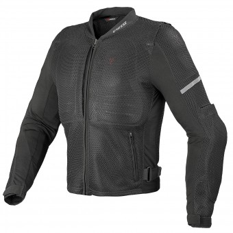 Cazadora moto Dainese City Guard D1 Black