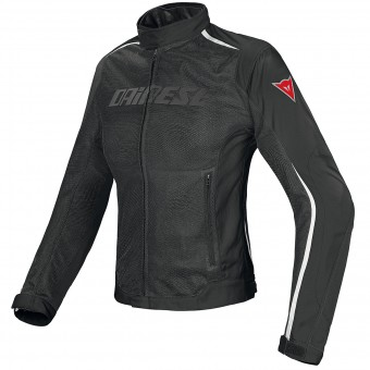Cazadora moto Dainese Hydra Flux D-Dry Lady Black