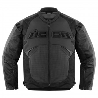 Cazadora moto ICON Sanctuary Jacket Stealth