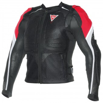 Cazadora moto Dainese Sport Guard Black Red
