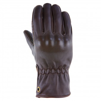 Guantes moto V'Quattro Dust Brown
