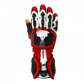 Guantes moto Knox Handroid MKIII Red