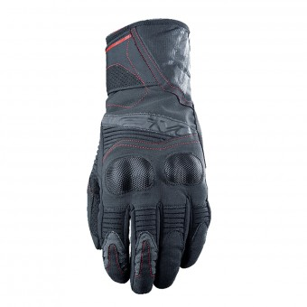 Guantes moto Five WFX2 WP Black