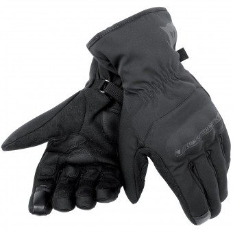 Guantes moto Dainese Alley Unisex D-Dry Black