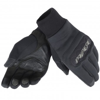 Guantes moto Dainese Anemos Windstopper Black