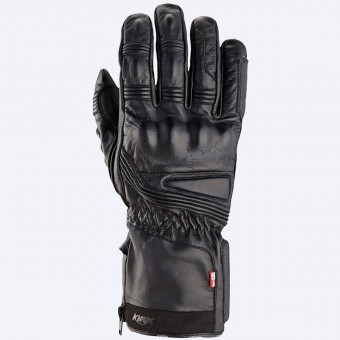 Guantes moto Knox Covert Leather Black