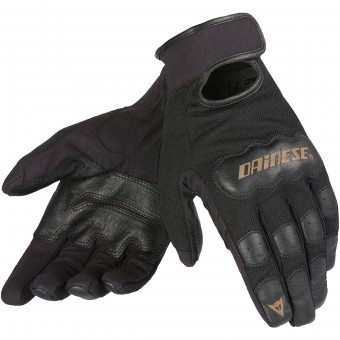 Guantes moto Dainese Double Down Black
