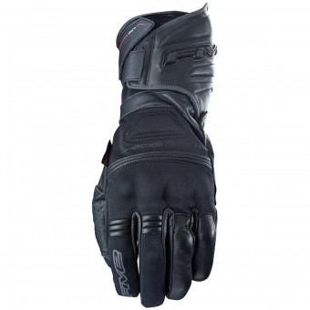 Guantes moto Five GT2 WP Black