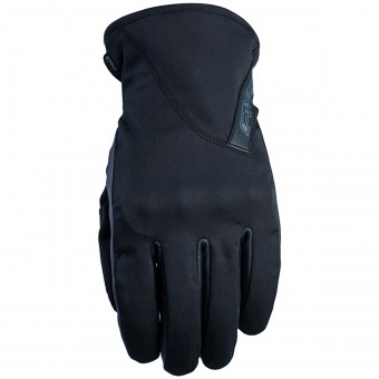Guantes moto Five Milano WP Black