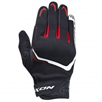 Guantes moto Ixon RS Lift 2.0 Black White Red
