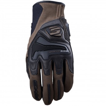 Guantes moto Five RS4 Brown