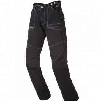 Pantalones moto Bering Brawler Black