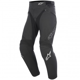 Pantalones moto Alpinestars Jagg Leather Black