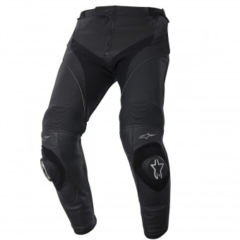 Pantalones moto Alpinestars Missile Leather Pants Short