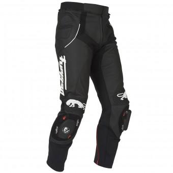 Pantalones moto Furygan Raptor Black White Pant