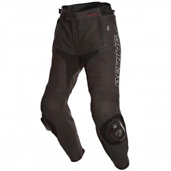 Pantalones moto Bering Slide-R Black White