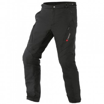 Pantalones moto Dainese Tempest D-Dry Black Pant
