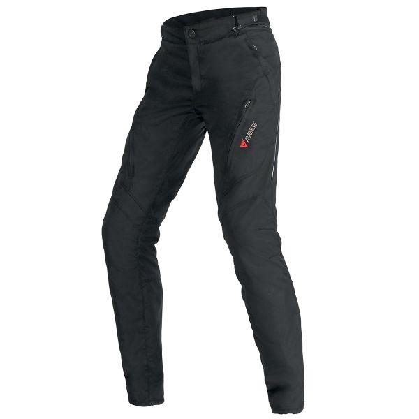 pantalones moto dainese tempest lady d dry black pant al mejor precio. Black Bedroom Furniture Sets. Home Design Ideas