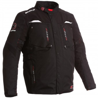 Chaquetas moto Bering Bellick King Size 3 in 1 Black