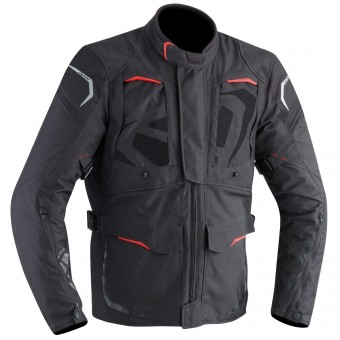 Chaquetas moto Ixon Cross Air Black