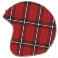 Personalizar casco Helmetdress Funda de casco Scottish