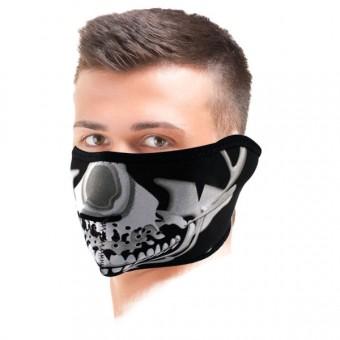 Braga Moto Zanheadgear Chrome Skull