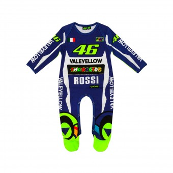 Regalos VR 46 Baby Overall Replica Multicolor VR6