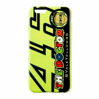 Regalos VR 46 Funda Iphone 6/6S VR46 Amarillo