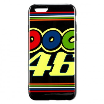 Regalos VR 46 Funda Iphone 7 VR46 Amarillo