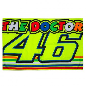 Regalos VR 46 Bandera Stripes VR46 Amarillo