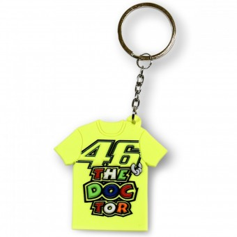 Regalos VR 46 Key Holder T-Shirt VR46
