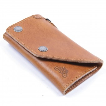 Regalos Helstons Cartera Leather Tan