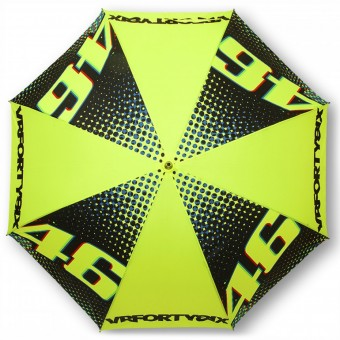 Regalos VR 46 Umbrella Big VR46 Yellow Black