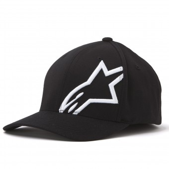 Gorras Moto Alpinestars Corp Shift 2 Flexfit Black