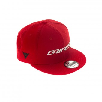 Gorras Moto Dainese Dainese LP 9 Fifty Diamond Era Snapback Red