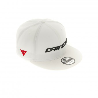 Gorras Moto Dainese Dainese LP 9 Fifty Diamond Era Snapback White