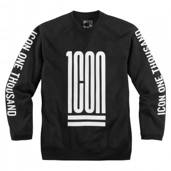 Jerseys Moto ICON 1000 Traptastic Black
