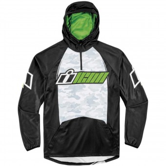 Jerseys Moto ICON Single Stack Green