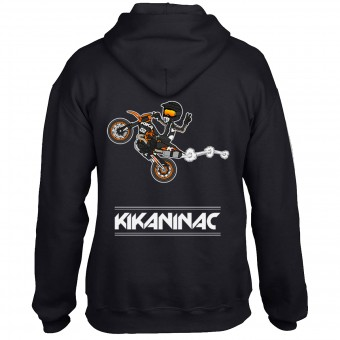 Jerseys Moto Kikaninac Sweat K Black