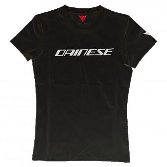 Camisetas Moto Dainese Dainese T-Shirt Black White