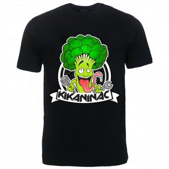 Camisetas Moto Kikaninac Broco Black
