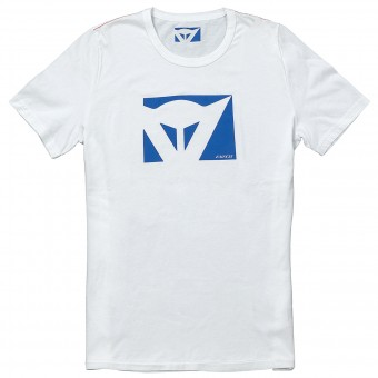 Camisetas Moto Dainese Color New White