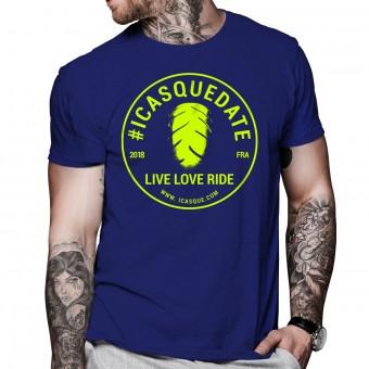 Camisetas Moto iCasque Tee-Shirt icasquedate3