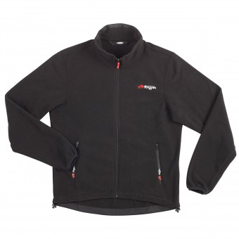 Chaquetas Furygan Polar Fleece Evo Negro